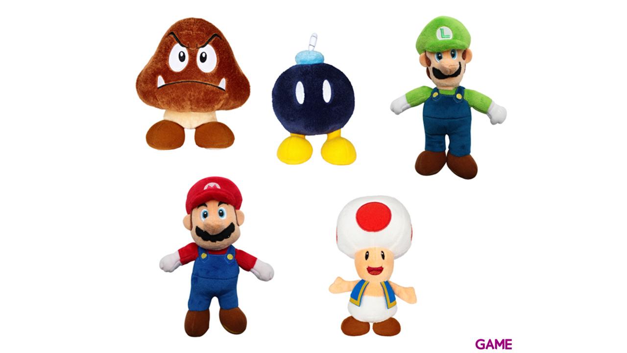Peluche Nintendo 15cm Serie 3