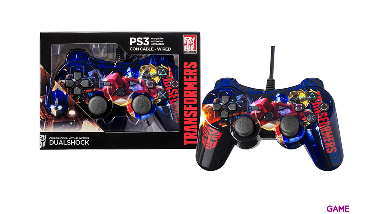 Controller con Cable Transformers