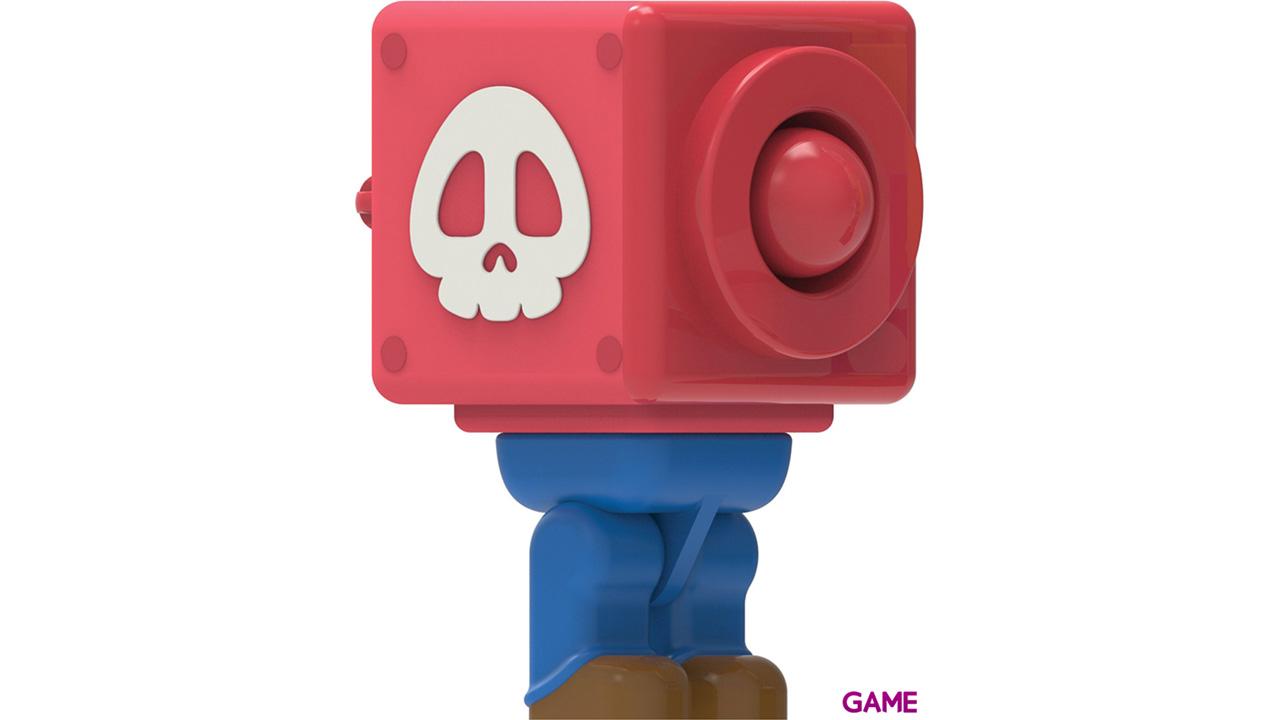Pack de 3 Figuras Mario KNEX: Cannon Box Mario