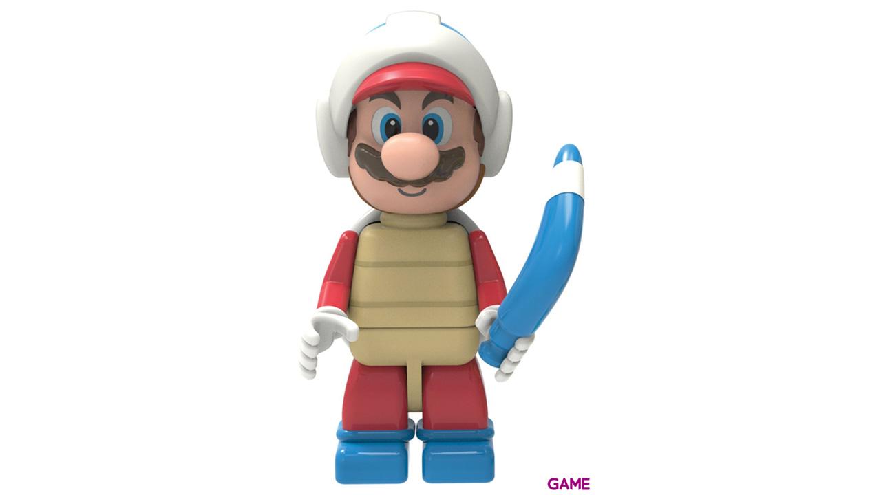 Pack de 3 Figuras Mario KNEX: Boomerang Mario