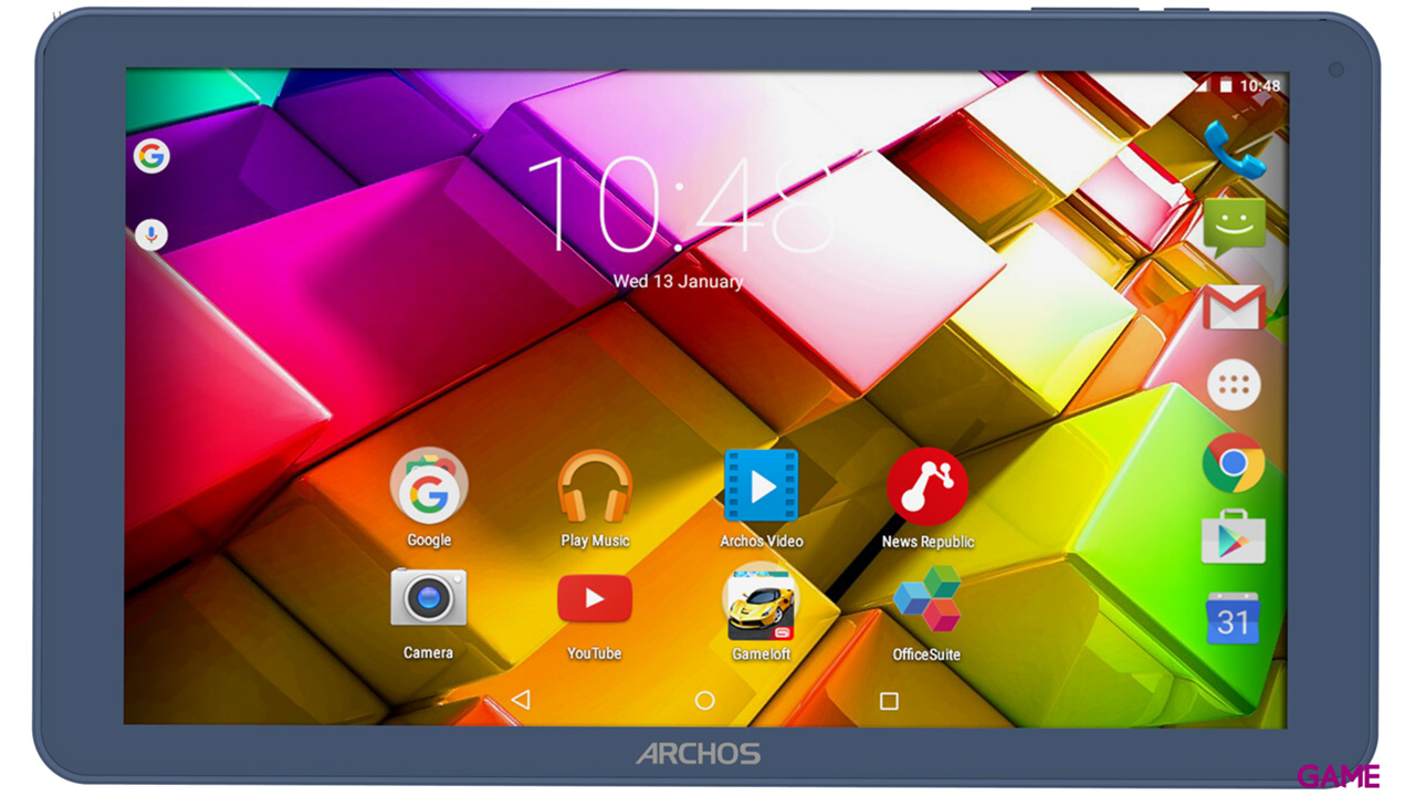 "Archos 101C Copper 10,1"" 1GB+16GB 3G"