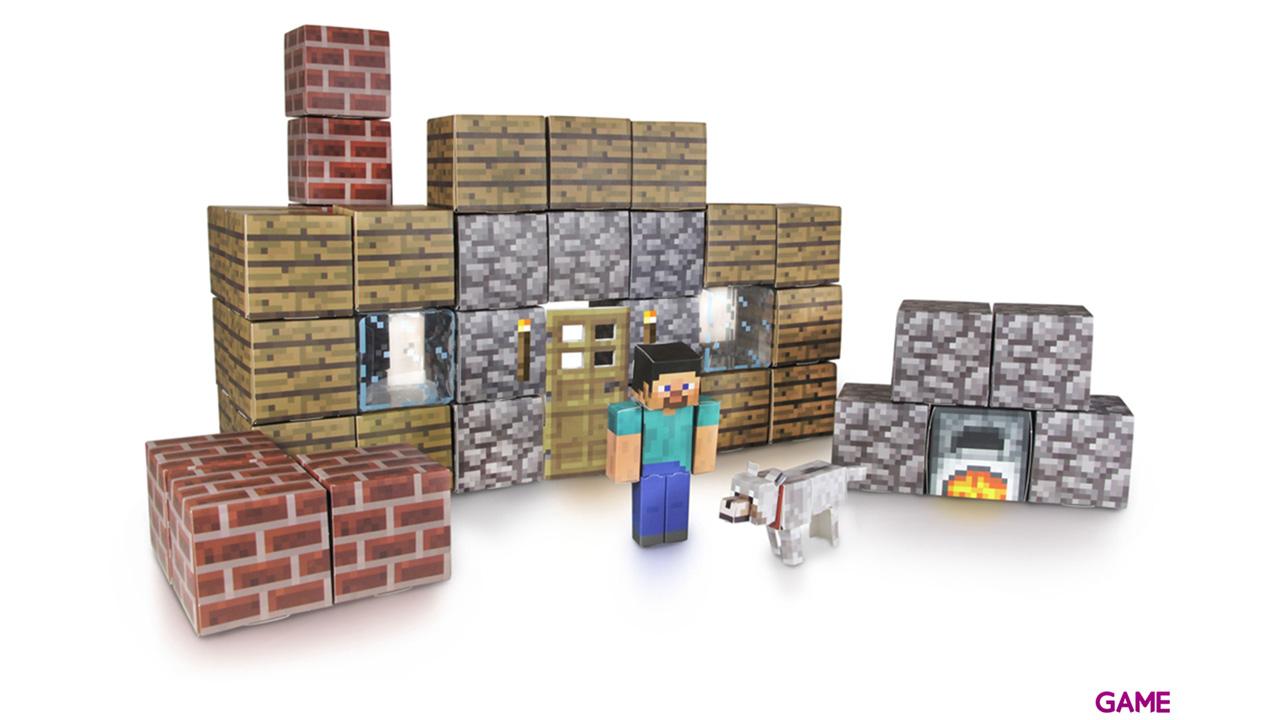 Minecraft Papercraft (48 piezas)