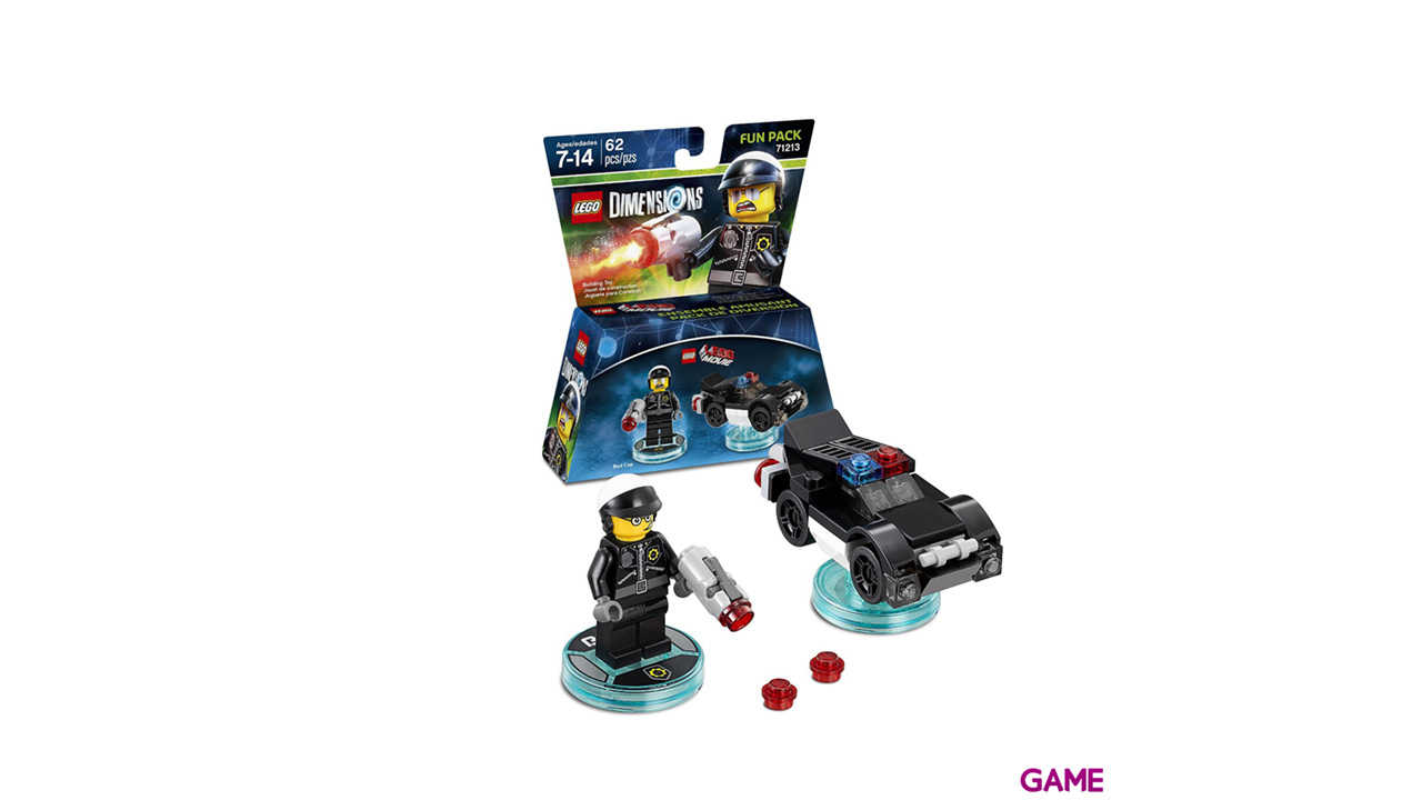 LEGO Dimensions Fun Pack: Bad Cop