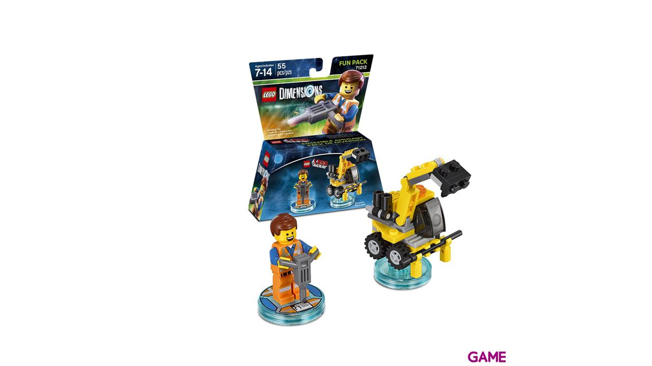 LEGO Dimensions Fun Pack: Emmet