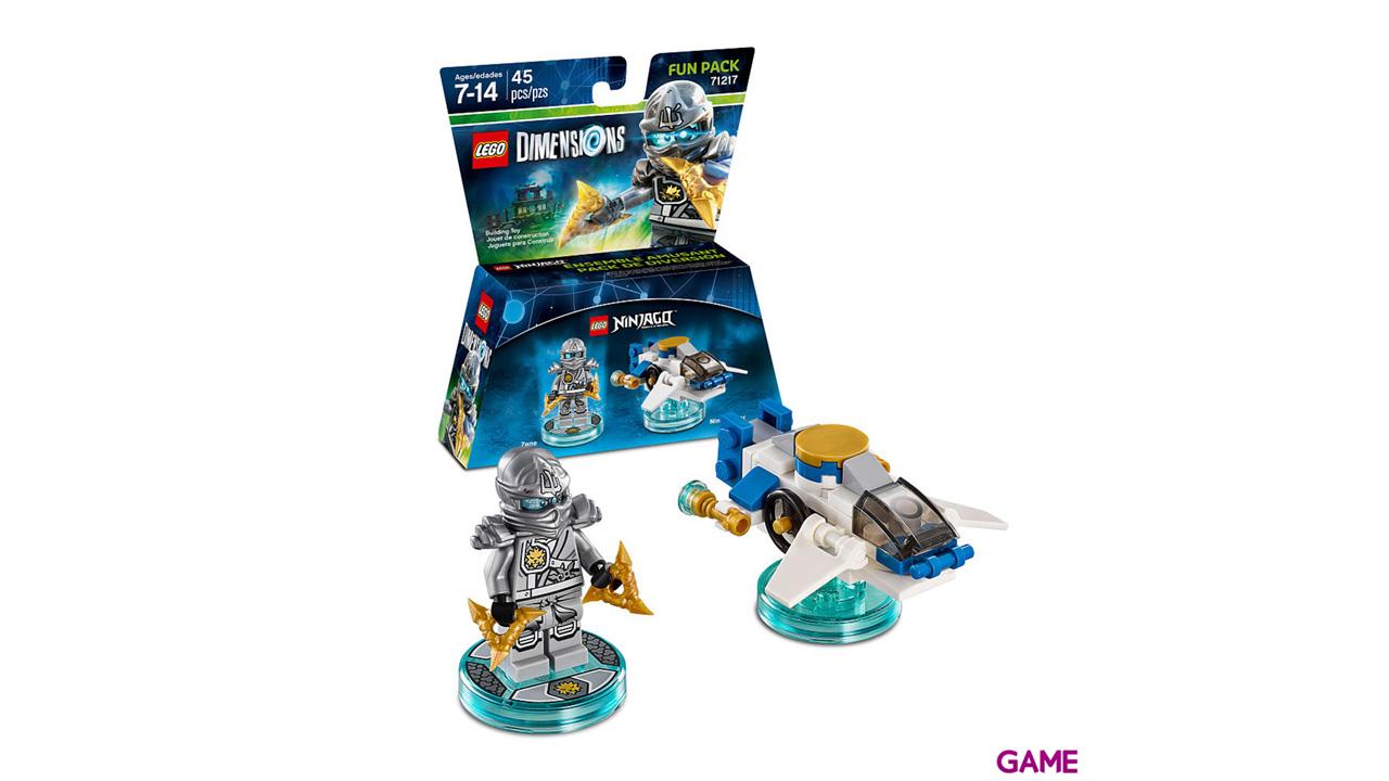 LEGO Dimensions Fun Pack: Ninjago Jay
