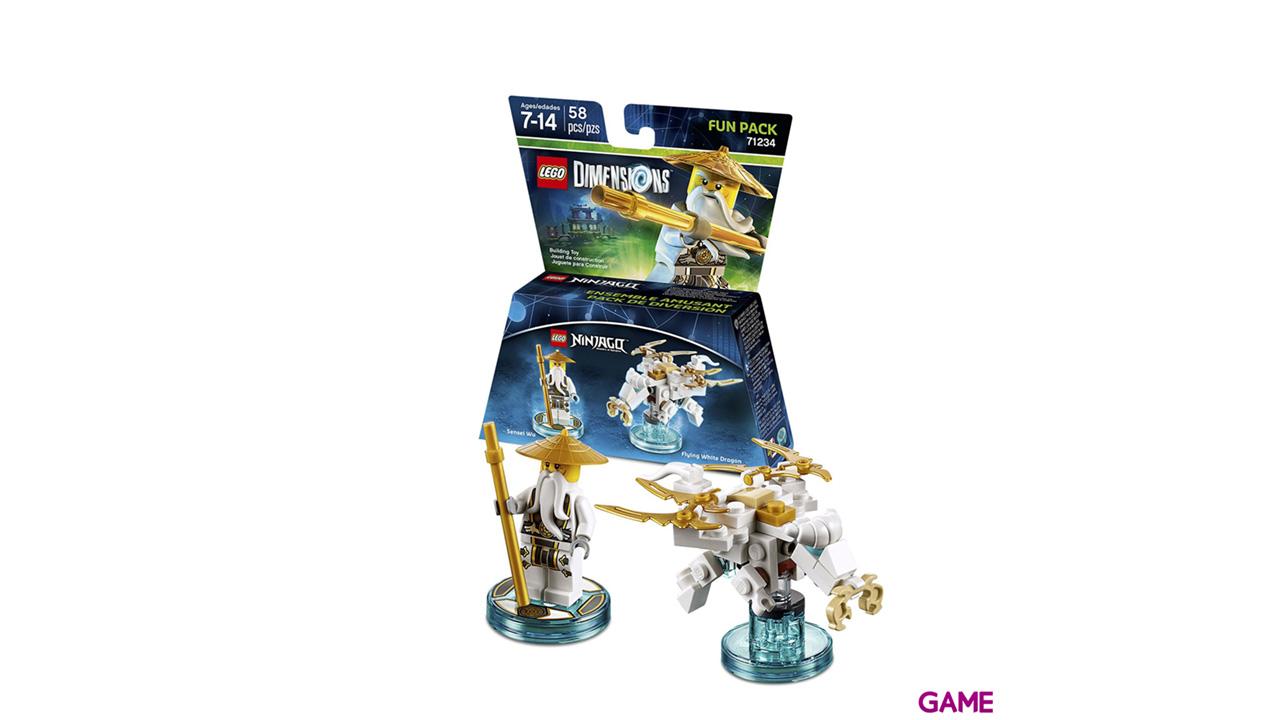 LEGO Dimensions Fun Pack: Ninjago Sensei Wu