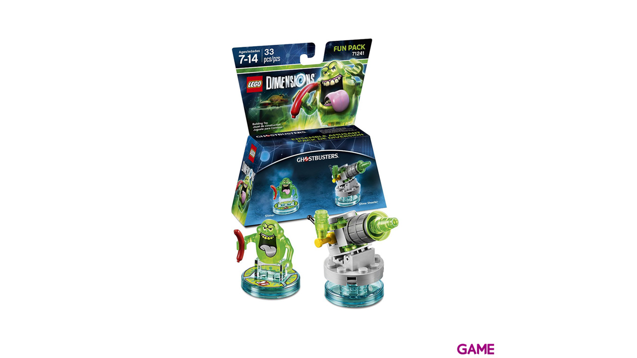 LEGO Dimensions Fun Pack: Slimer