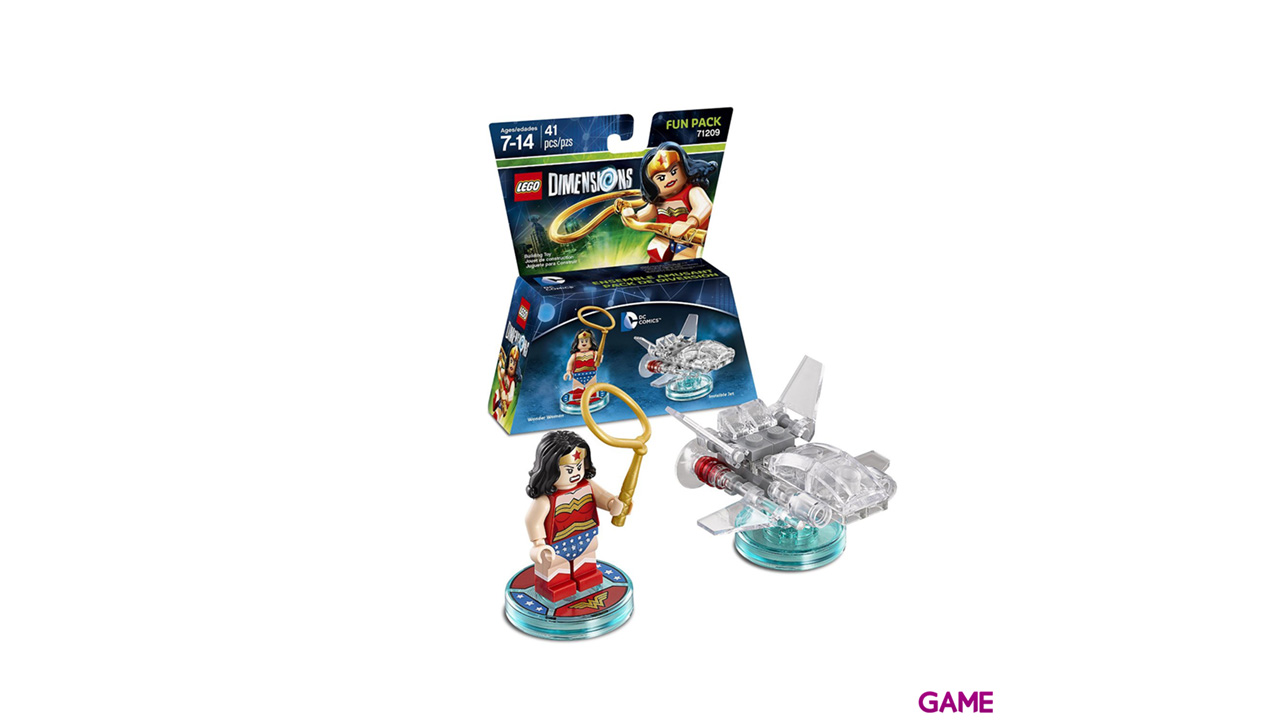 LEGO Dimensions Fun Pack: DC Wonder Woman