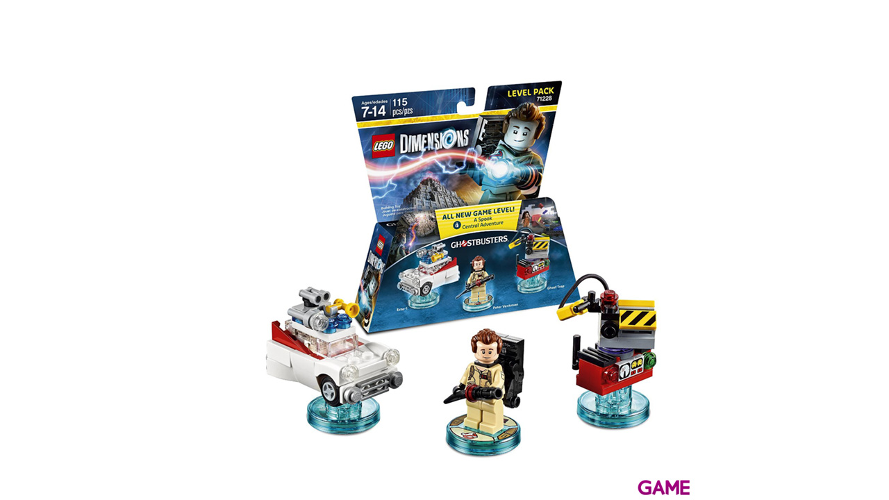 LEGO Dimensions Level Pack: Los Cazafantasmas