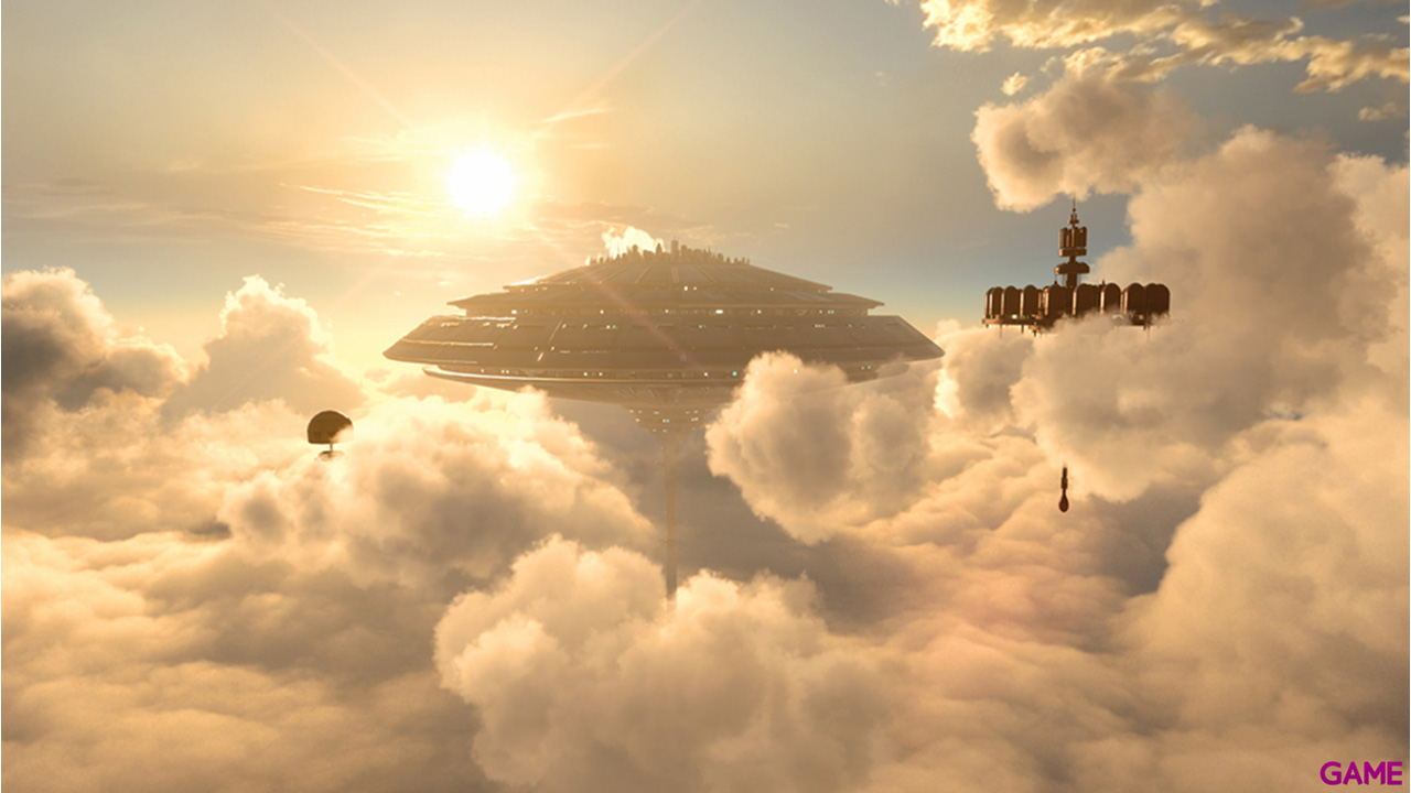 Star Wars Battlefront Bespin PS4