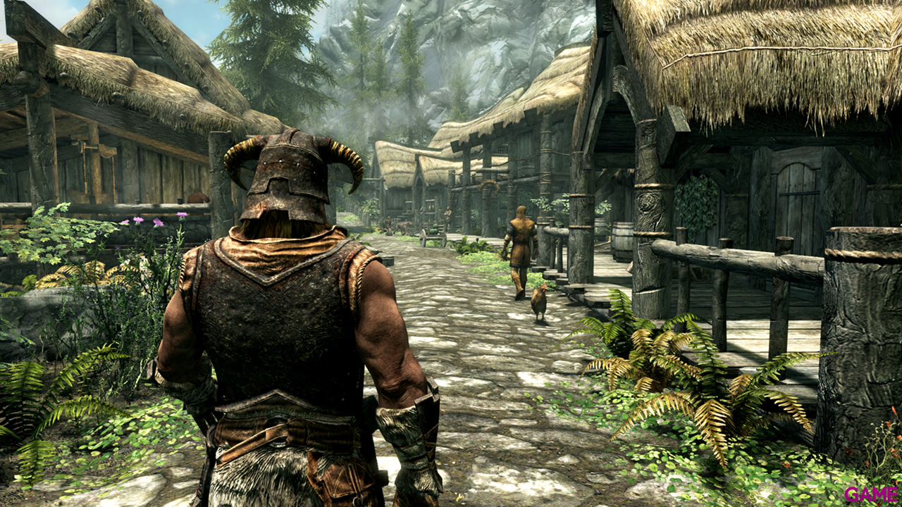 The Elder Scrolls V: Skyrim Edición Especial