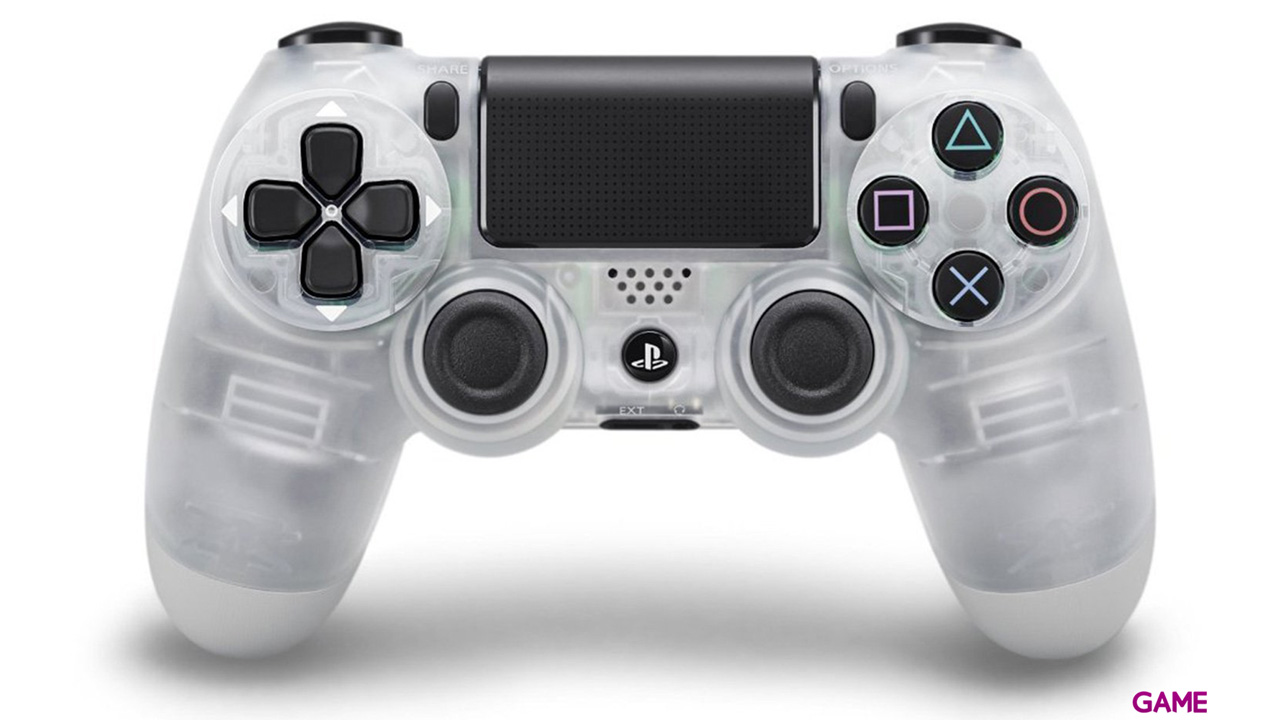 Controller Sony Dualshock 4 Crystal