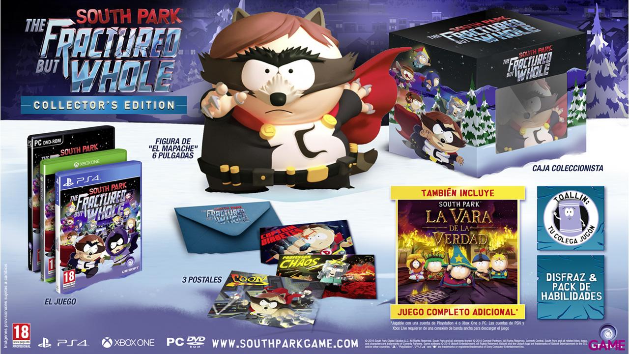 South Park: Retaguardia en Peligro Collector Edition