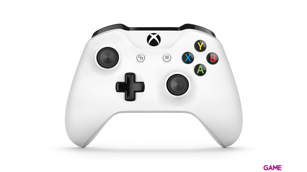 Controller Inalambrico Microsoft Blanco Bluetooth