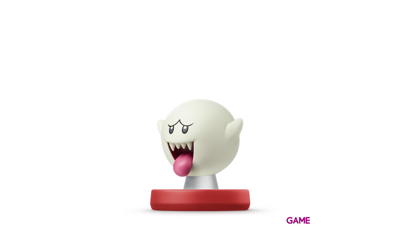 Figura amiibo Boo - Colección Mario