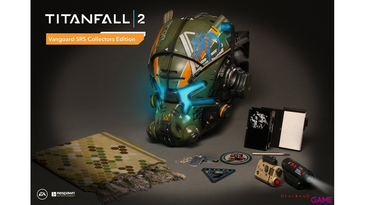 Titanfall 2 Vanguard SRS Collectors Edition