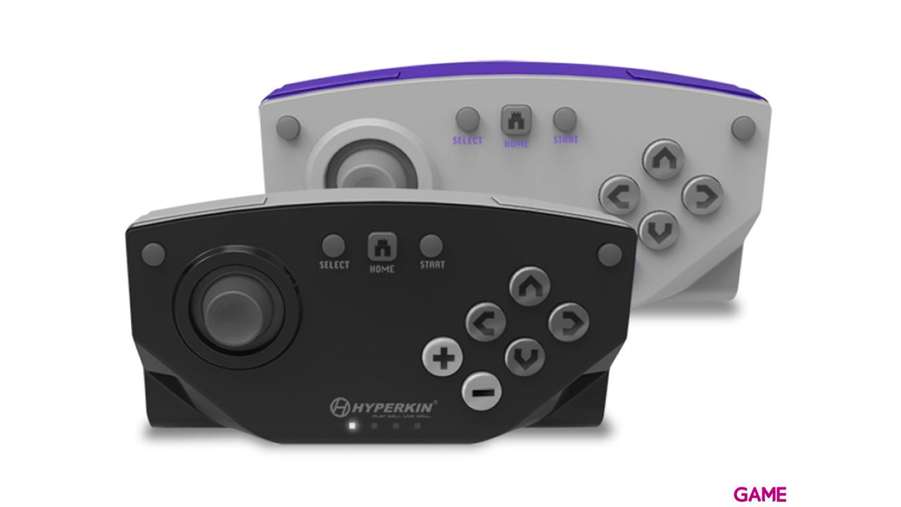 Mando Wireless Retron 5 Gris