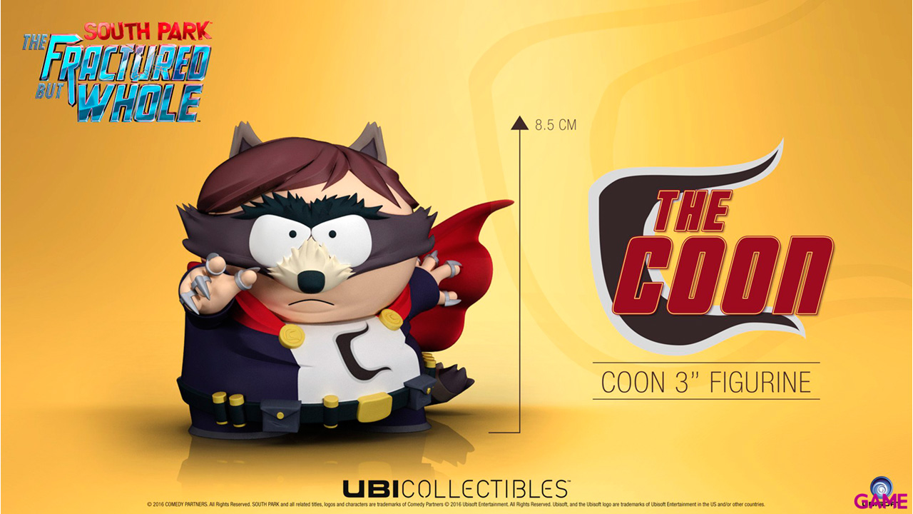South Park Tfbw 3'' Mini Figurine The Coon Merch