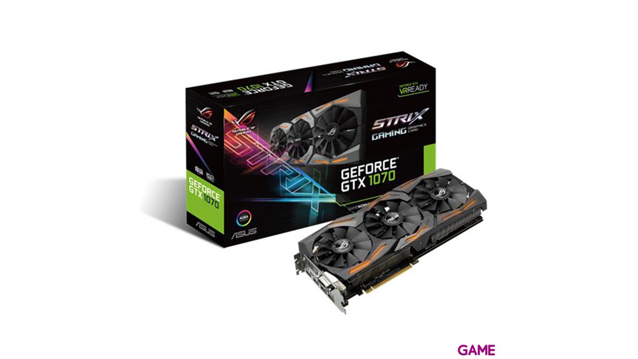 Asus GeForce GTX 1070 Strix 8GB