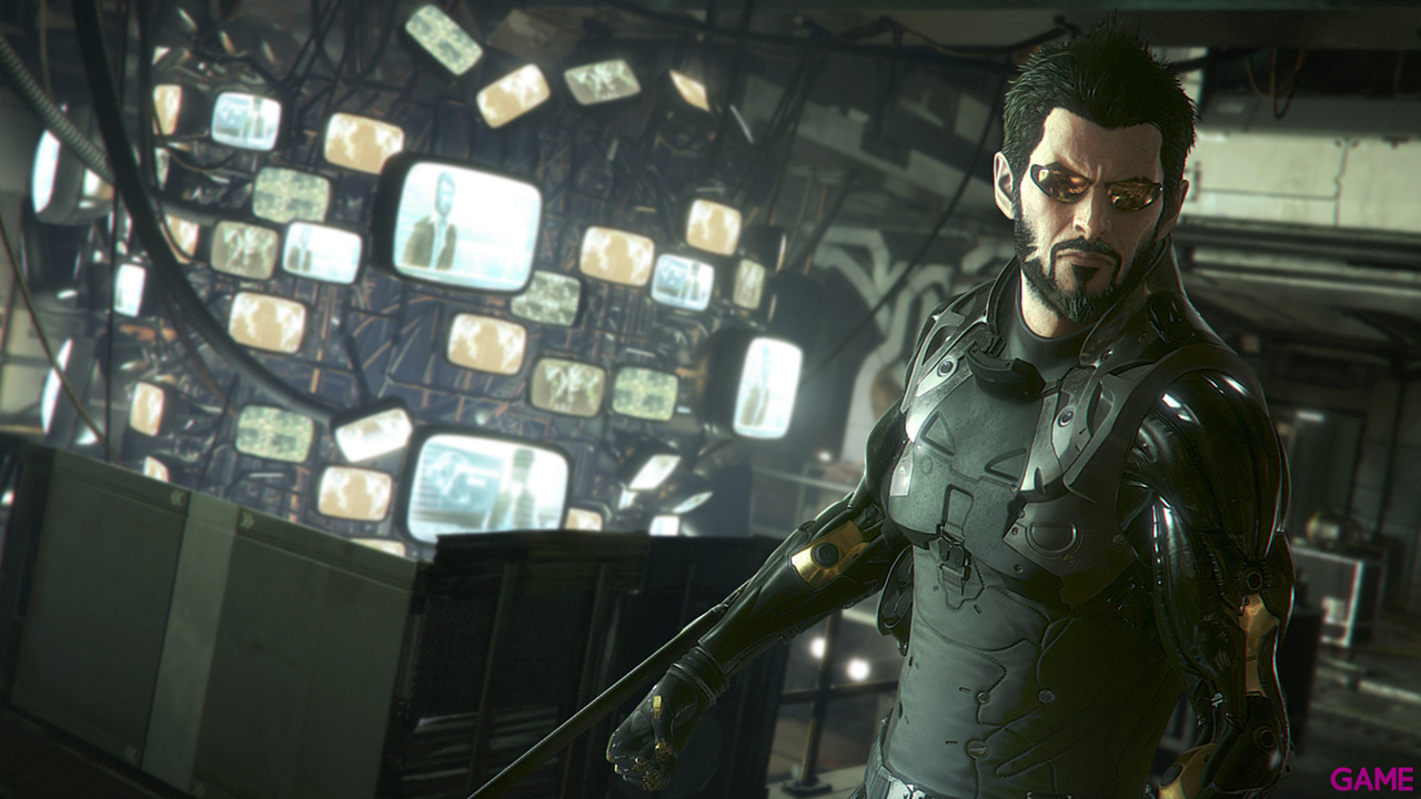PlayStation 4 1Tb + Deus Ex Mankind Divided