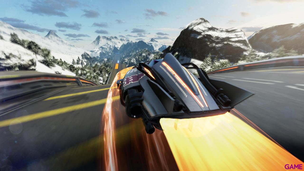 Nintendo E-Shop Selects Fast Racing NEO