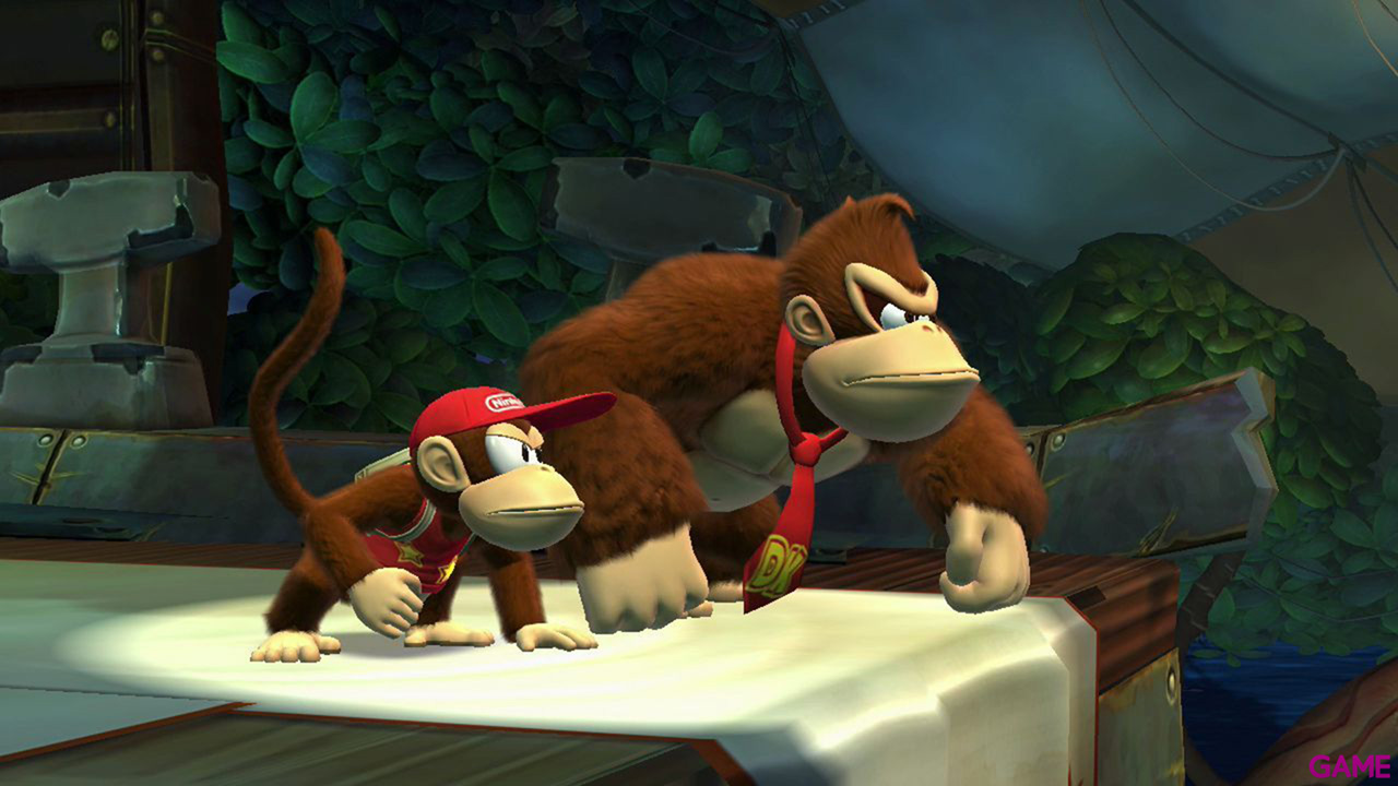 Donkey Kong Country: Tropical Freeze - Wii U