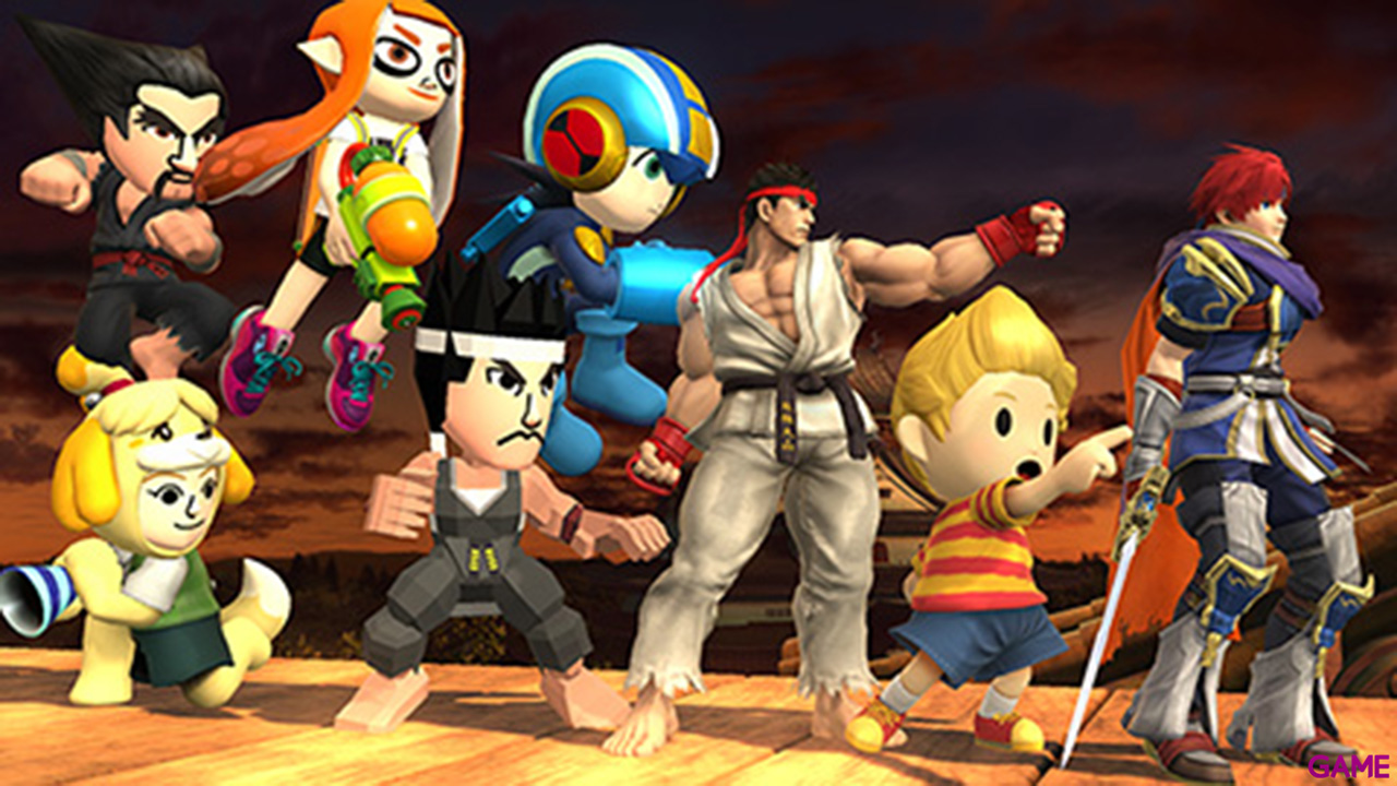 Super Smash Bros Colección 2 - Wii U