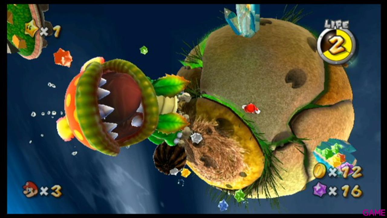 Super Mario Galaxy - Wii U