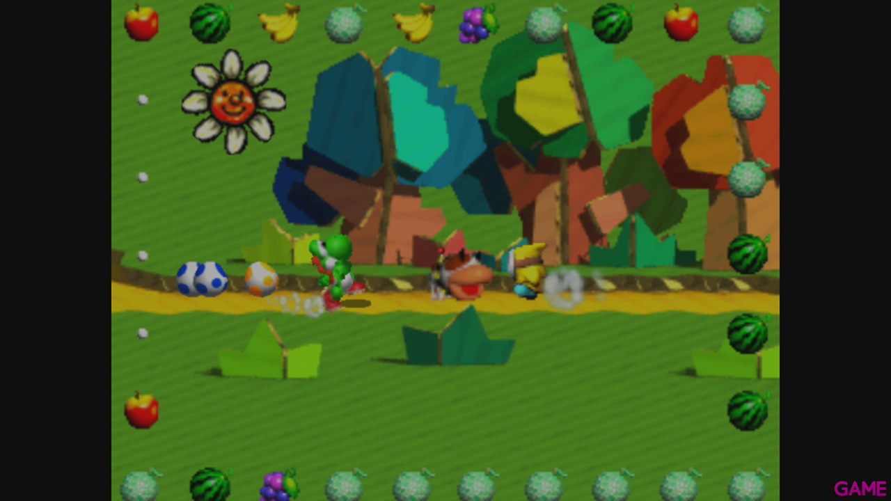 Yoshi's Story - Wii U