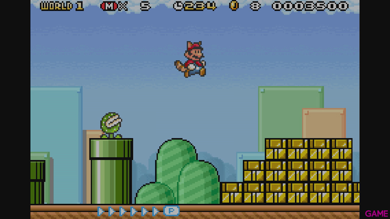 Super Mario Advance 4: Super Mario Bros 3 - Wii U