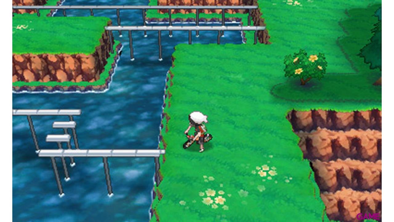 Pokemon Rubí Omega - 3DS