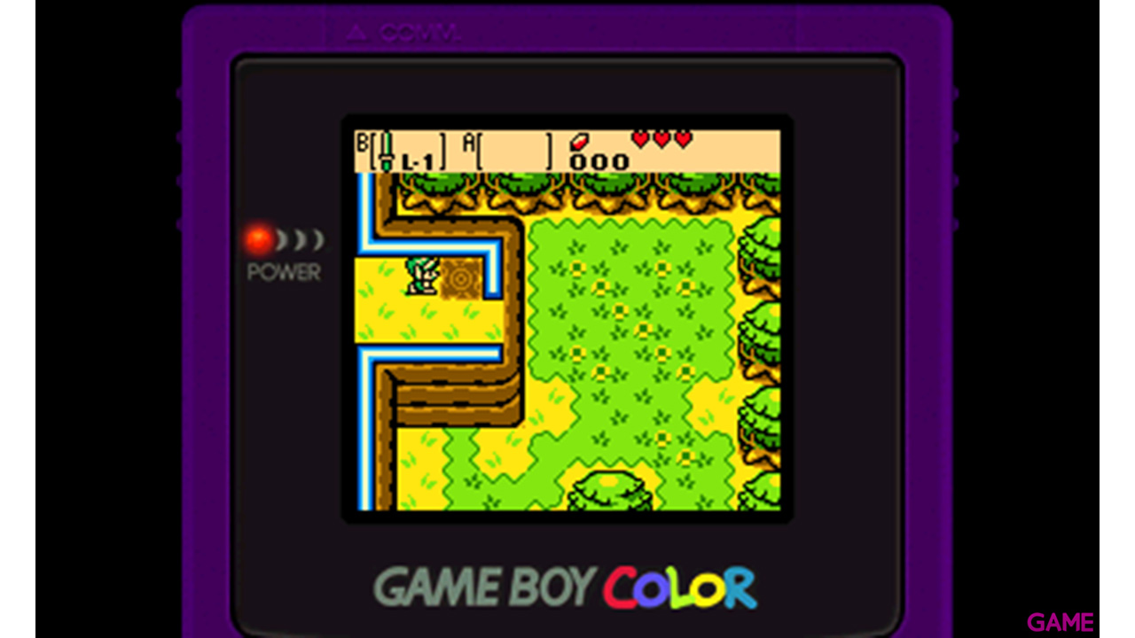 The Legend of Zelda: Oracle of Ages - 3DS