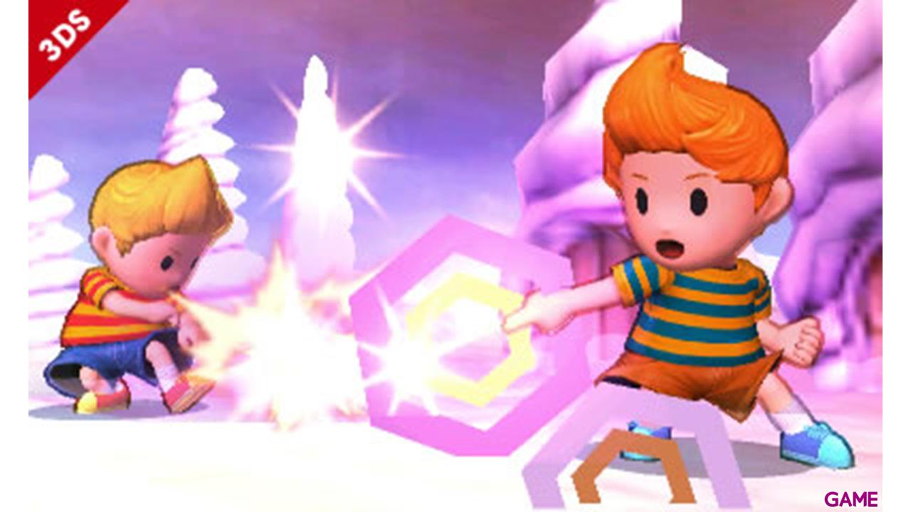 Super Smash Bros Luchador Lucas - 3DS