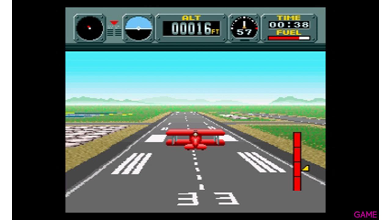 Pilotswings - N3DS