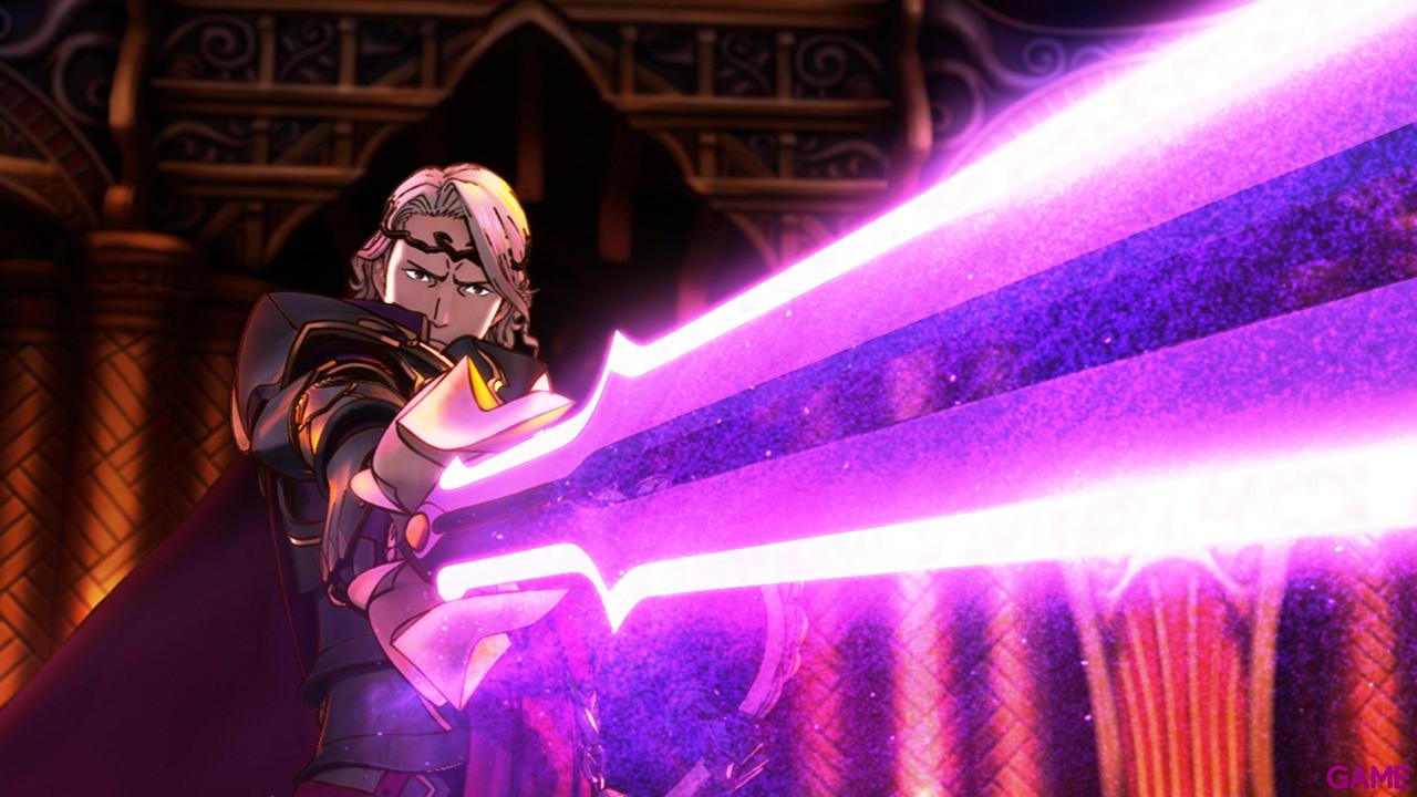 Fire Emblem Fates: Senda Estirpe - 3DS