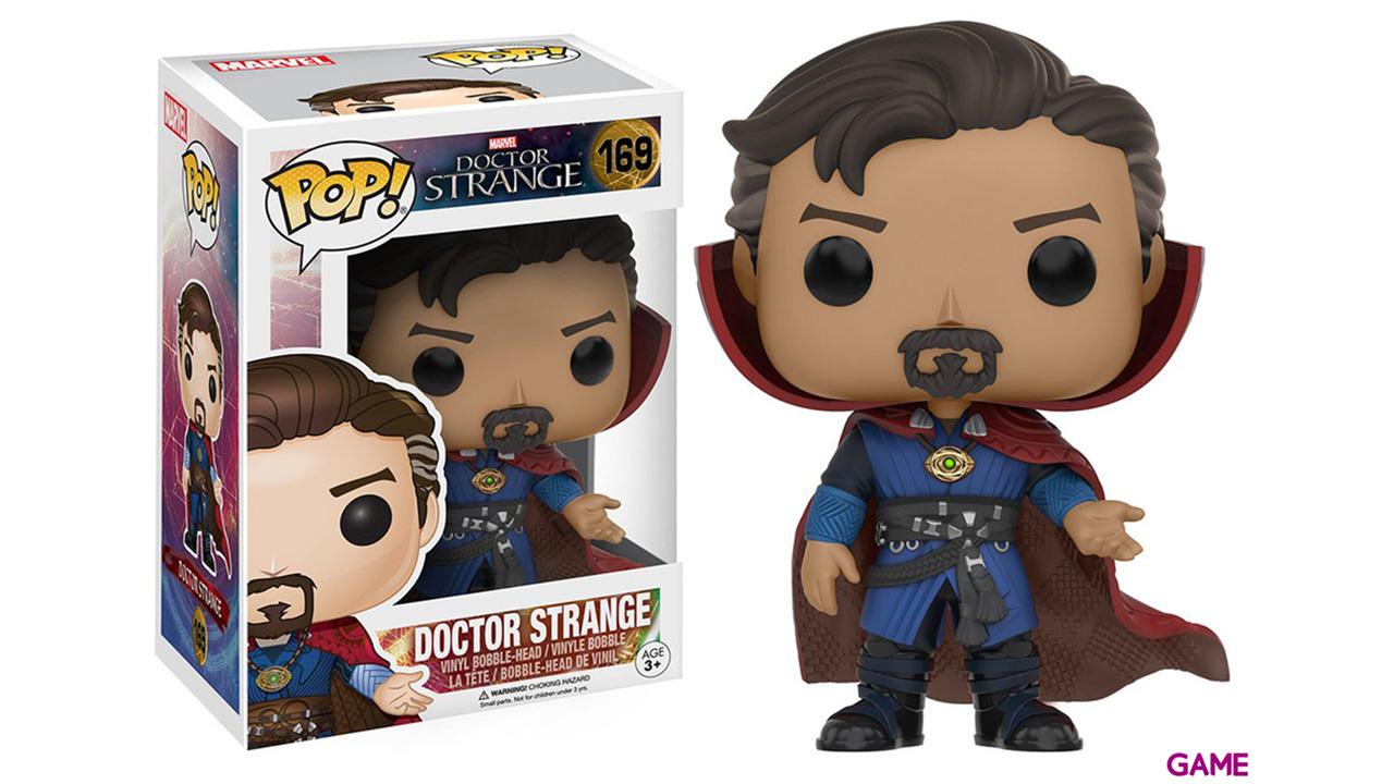 Figura Pop Doctor Extraño: Doctor Extraño