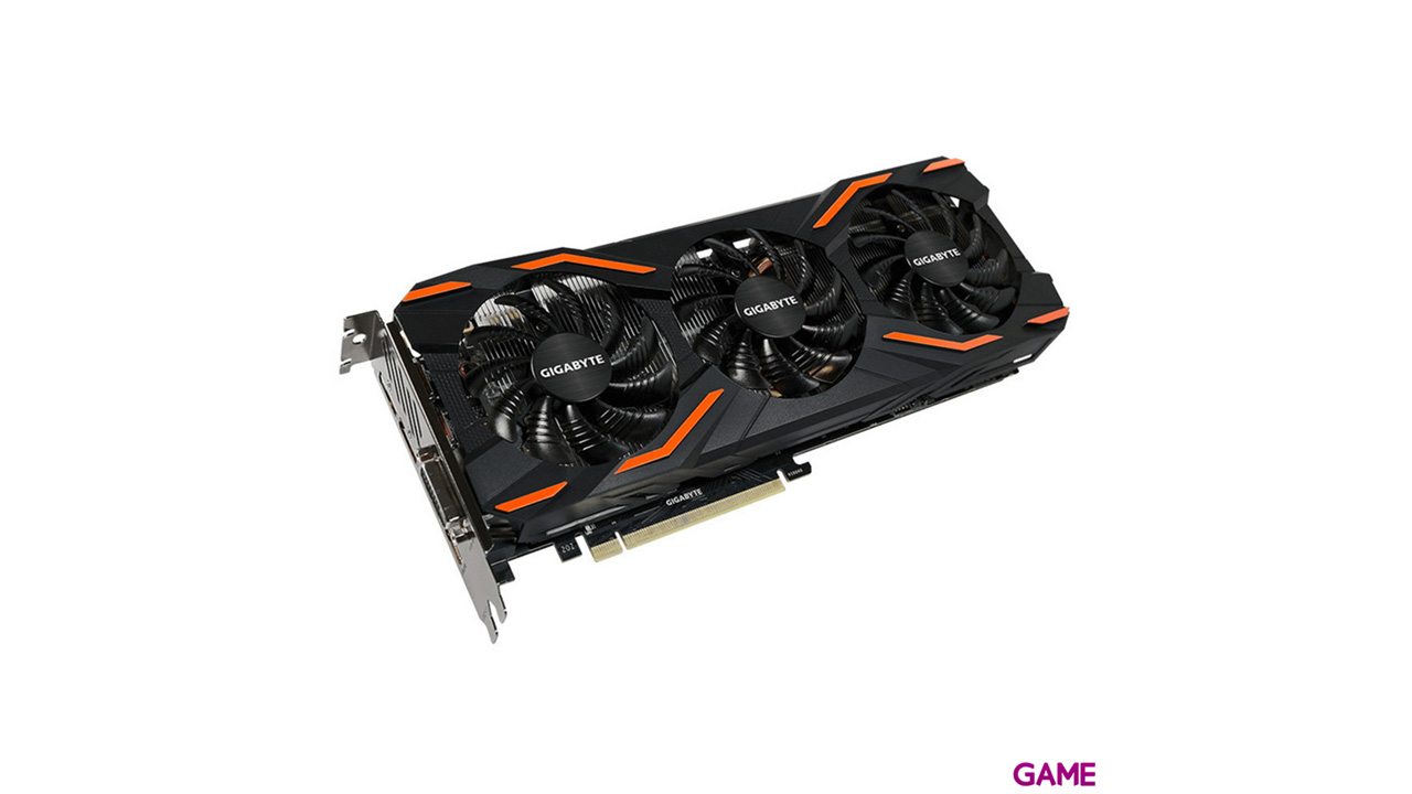 Gigabyte GeForce GTX 1080 WindForce OC 8GB