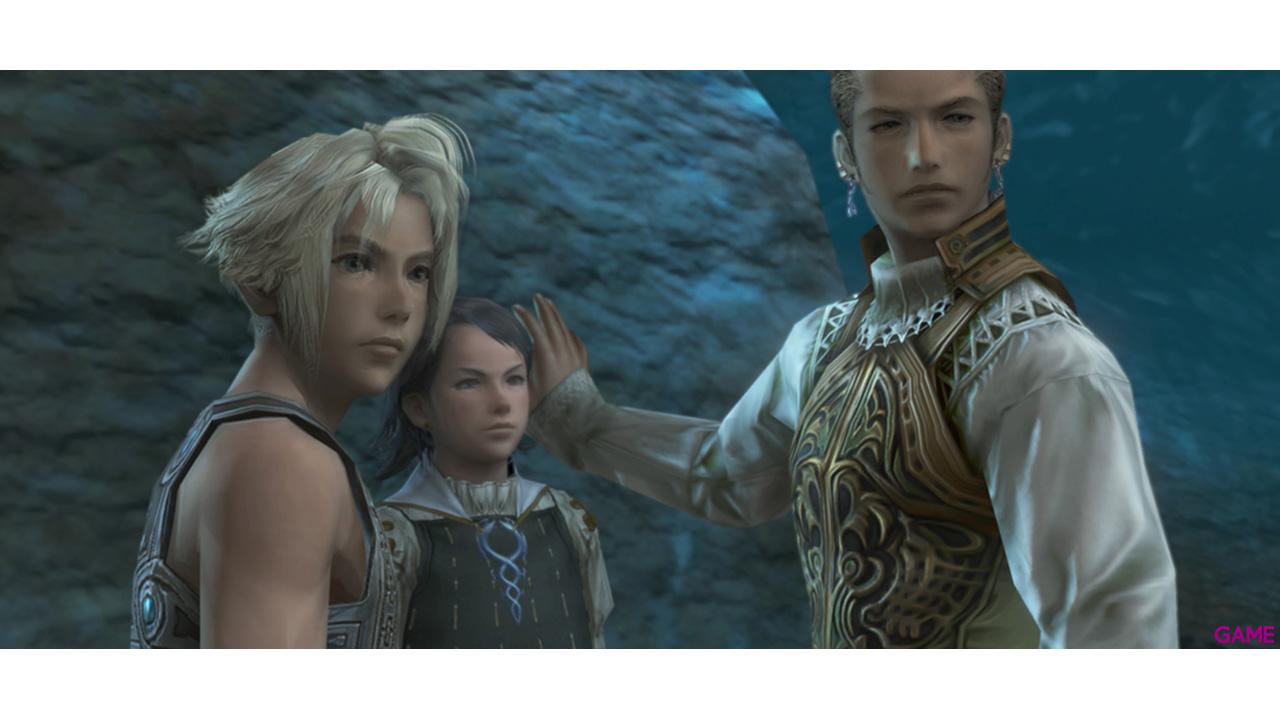 Final Fantasy XII HD The Zodiac Age