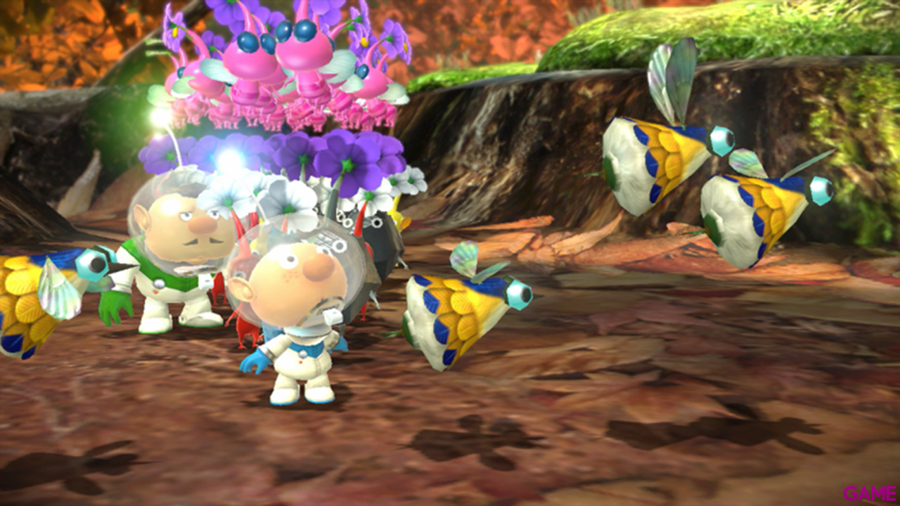 Pikmin 3 Nintendo Selects