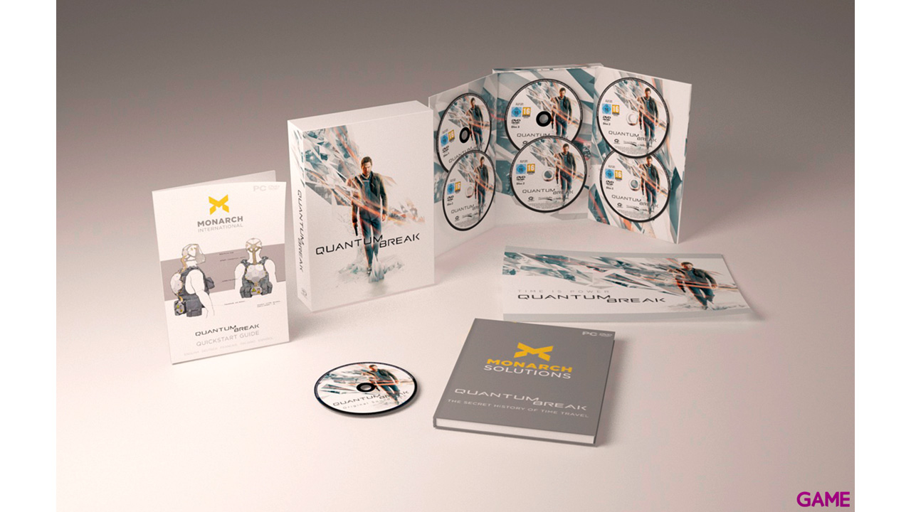 Quantum Break Timeless Collector´s Edition