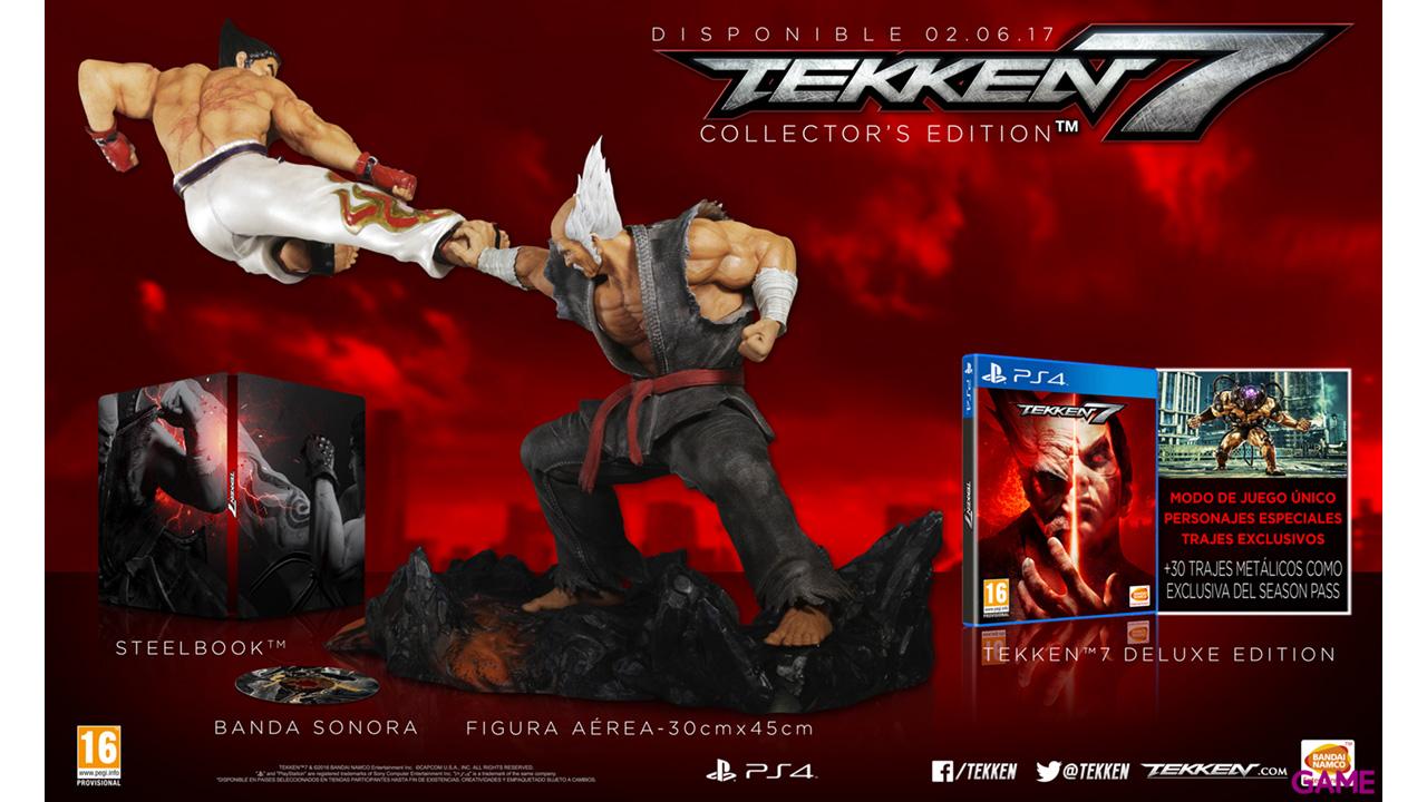 Tekken 7 Collector Edition