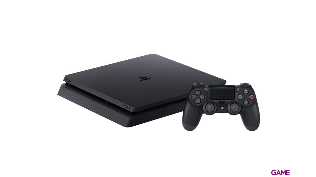 Playstation 4 Slim 500Gb Negra