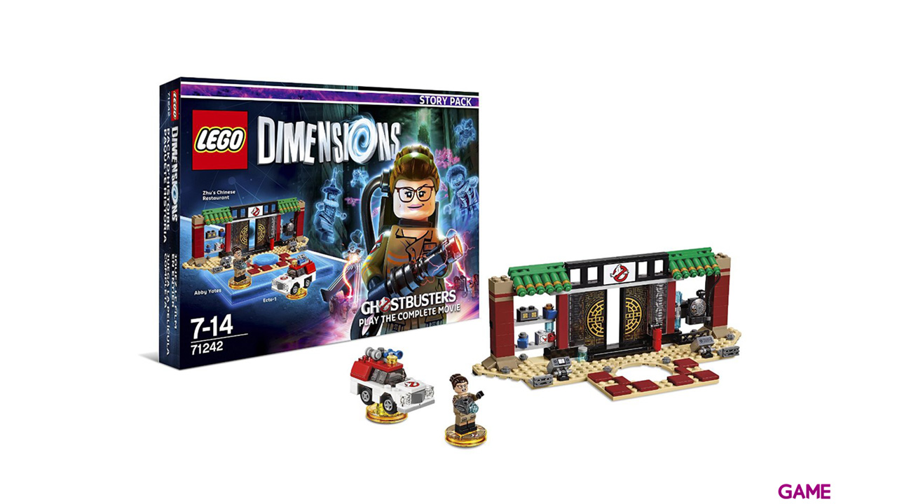 LEGO Dimensions Story Pack: Cazafantasmas