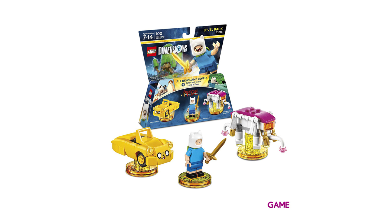 LEGO Dimensions Level Pack: Hora de Aventuras