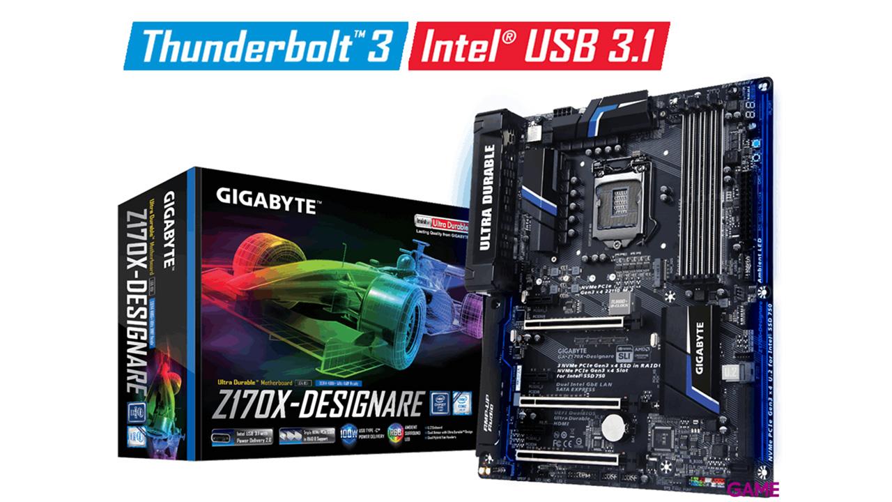 Gigabyte Z170X Designare