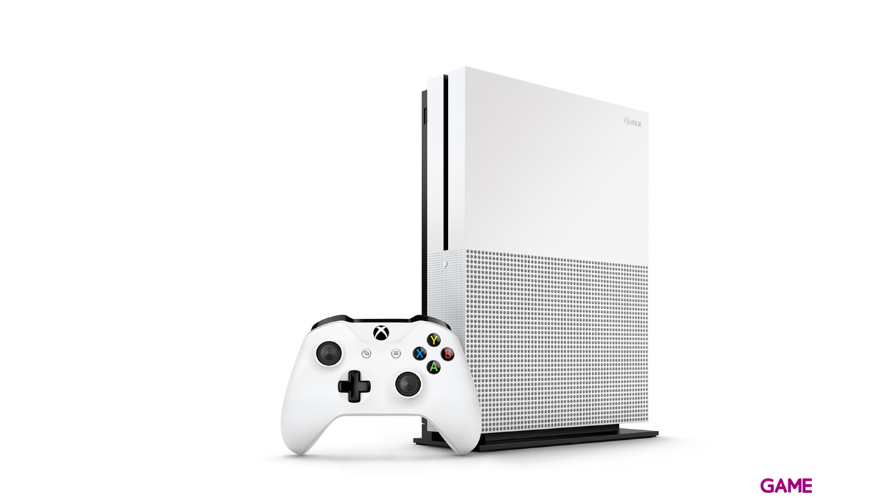 Xbox One S 500 Gb + Minecraft