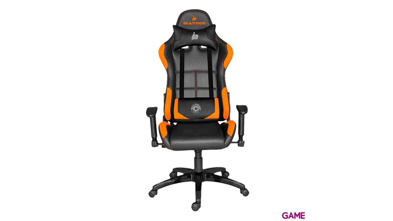 Bultaco Silla Gaming Orange
