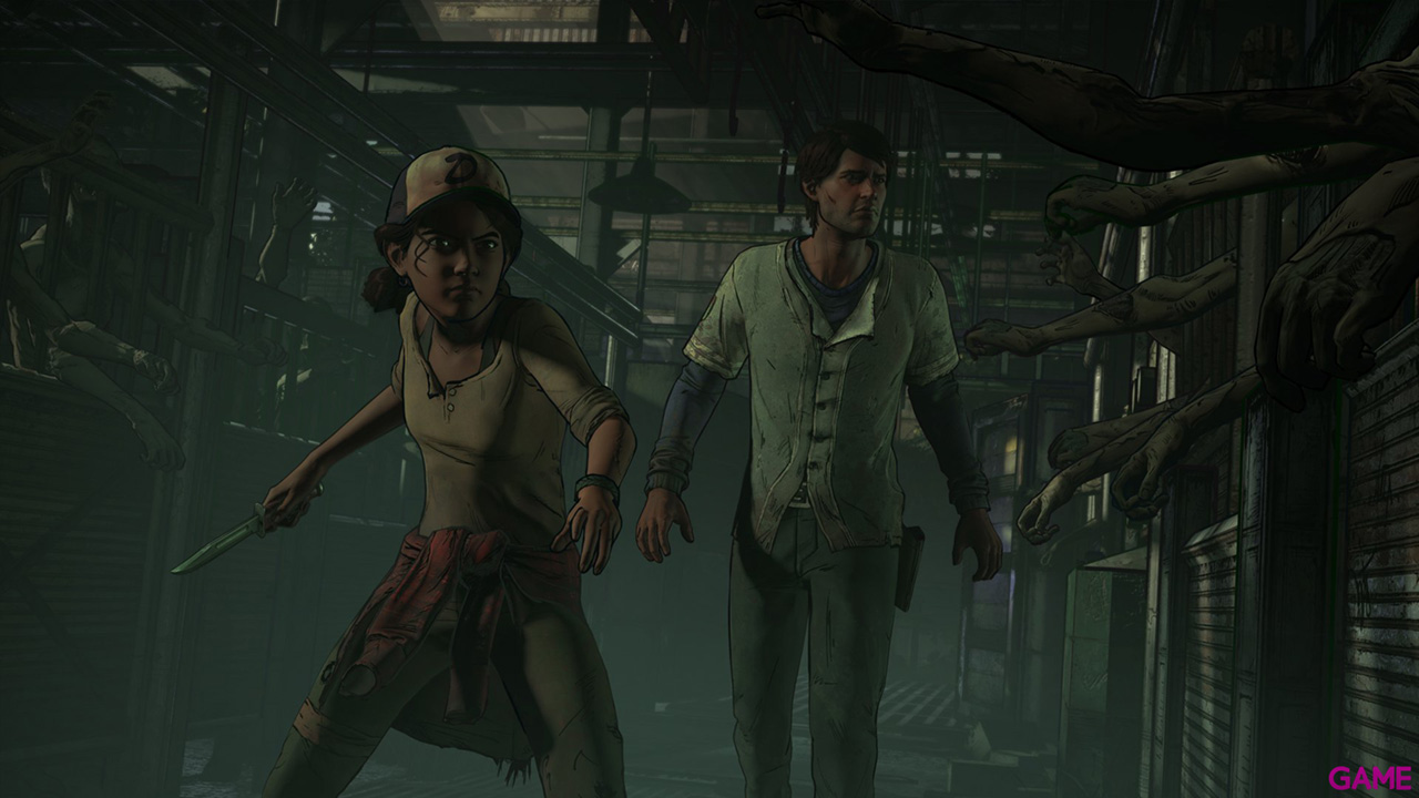 Walking Dead 3: A New Frontier