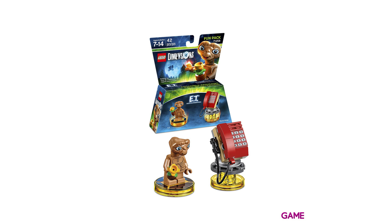 LEGO Dimensions Fun Pack: E.T.