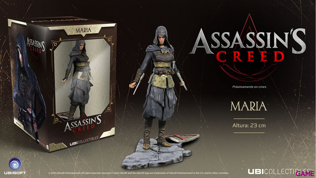 Assassin's Creed Movie Maria (Ariane Labed)